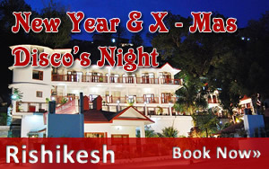 Rishikesh New Year Party Package