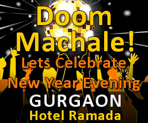 Gurgaon New Year Packages 2014