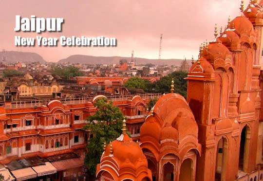 Jaipur New Year Packages